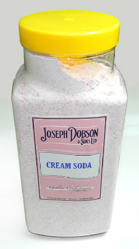 R84 DOBSONS JAR CREAM SODA 2.72kg